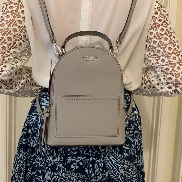 kate spade Handbags - KATE SPADE MINI CONVERTIBLE BACKPACK CROSSBODY